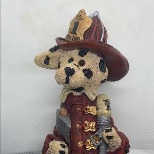 VNTG Boyds Bears & Friends - Lucky McPlug Fire Dog